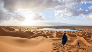 Découvrir Le Désert Marocain